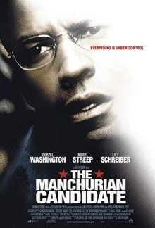 The Manchurian Candidate (2004 thriller film) -