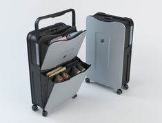 This lux luggage is the last you'll need yanko design best travel luggage, Kids Luggage, Luggage Sets, Yanko Design, Best Suitcases, Best Carry On Luggage, Lightweight Luggage, Travel Gadgets, Travel Design, Cool Backpacks