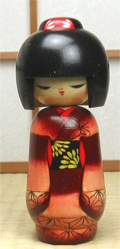 Souvenir Doll - kokeshi?