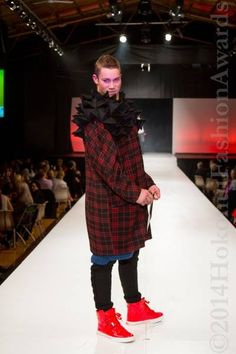 Hokonui Fashion Awards 2014 - Menswear Winner