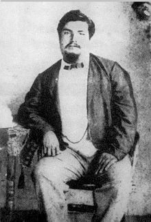 Only known photograph of William Henry Bully Hayes. Nz History, Sea Captain, Worlds Of Fun, Bullying, Pirates, Photograph, Blackbird, Books, Saga