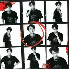 DARK & WILD 방탄소년단 #Jin ♡