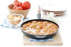 Receta de Albóndigas en salsa, muy fácil con Thermomix