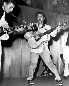 Fascinating Historical Picture of Elvis Presley in 1956