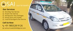 #Chandigarh #Mohali #Panchkula #Taxiservice #Cabs