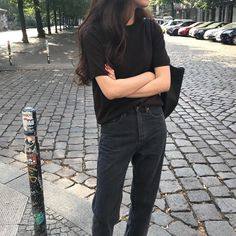 Adore these korean fashion outfits. Korean Girl Fashion, Korea Fashion, Asian Fashion, Look Fashion, Fashion Outfits, Cool Outfits, Summer Outfits, Casual Outfits, Casual Wear