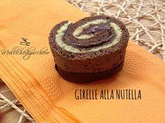Le girelle alla Nutella sono soffici, meravigliosamente buone ed identiche alle originali, ma soprattutto sono sane e genuine!