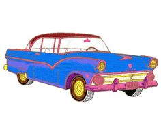 #embroidery #embronetto  Embroidery Car Designs 04
