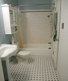 1000 images about 1920s shower room on pinterest art for Bathroom ideas 1920 s