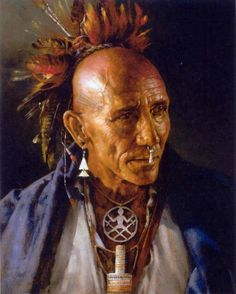 No tribe has the right to sell, even to each other, much less to to strangers, ..Sell a country! Why not sell the air, the great sea, as well as the earth? Didn't the Great Spirit make them all for the use of his children? ~Tecumseh, Shawnee