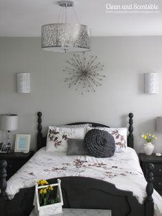 Clean & Scentsible: Master Bedroom Makeover