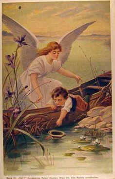 """""""Pio, você pode ouvir tudo o que o Anjo da guarda lhe conta? Uma pessoa…"""