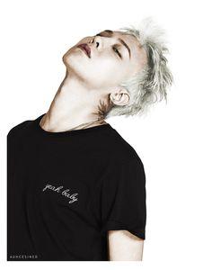 Seoul's Creative Class: G-Dragon (Colored Version)