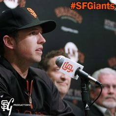 """I don't see how you can play here and not want to spend your career here. It just goes to show you the love these fans here have not only for Giants baseball, but I think for baseball in general.""  -Buster Posey said after signing 9 year contract extension"