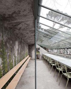 Serra Piccola del Grumello. Corrado Tagliabue Studio Brambilla Orsoni. Como Italy. #architecture #architects #italy #italianarchitecture #italia by albertofrancogomis