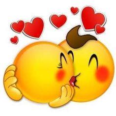 Making Out Smileys Smiley Emoticon, Emoticon Faces, Funny Emoji Faces, Animated Emoticons, Funny Emoticons, Smileys, Images Emoji, Emoji Pictures, Love Smiley