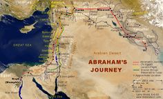Week 3 Abraham's Journey