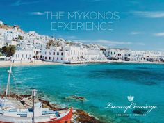 Discover Mykonos! The ultimate #luxury destination in Greece & Eastern Mediterranean. Luxury villa rentals last-minute hotel bookings yacht chartering & VIP Transfers are available for S/S 2017 via #LuxuryConcierge. #LuxuryConcierge #ExclusiveServices #TailoredMadeServices #BespokeServices #Luxury #Concierge #Elegance #ConciergeServices #LuxuryServices #LifestyleManagementCompany #LuxuryLifestyle #VIPEvents #AllYourDesiresComeTrue #LuxuryLife #LifestyleManagment