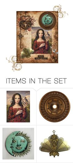 """Faith - Hope - Love"" by scarlett-heart ❤ liked on Polyvore featuring art"