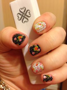 Jamberry Nails- Cup of Tea