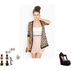 """Nasty Gal"" by ahlexia-hale on Polyvore"