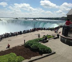 Interesting Facts About Canada: Niagara Falls Canadian Side