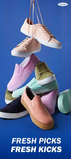 Candy colored sneaks — take your pick! Homecoming Shoes, Chic Outfits,  Pretty Outfits a8e2d9f987