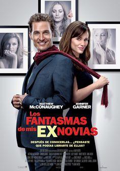 2009. Los fantasmas de mis ex novias - Ghosts of girlfriends past (2009)