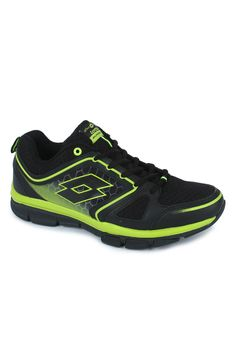 This Andromeda III pair of shoes are designed to add more comfort and enhance your performance while running. Available in an amazing black & lime colour combination. A lightweight shoe designed for training & multisport use but the striking looks also make it a good choice for casual wear. .