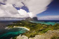 Lord Howe Island - Sam Tinson/REX