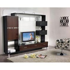 Tv wall unit design in the living room astounding grand plasma tv wall unit furniture for Master bedroom tv wall unit