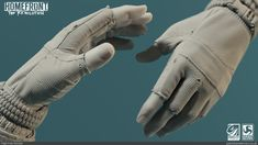 These are the first person player hands and arms I created as a Senior Character Artist on Homefront: The Revolution. All modelling, texture and material work by myself.
