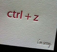Cute card for computer geek
