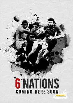 6 Nations 2011 poster