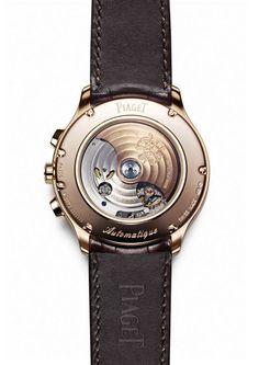 """La montre """"Gouverneur"""" de Piaget http://www.vogue.fr/joaillerie/le-bijou-du-jour/diaporama/la-montre-gouverneur-de-piaget/10282#!2"""