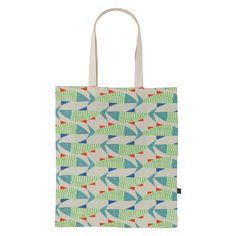 FISHY Multi-coloured patterned tote bag | Buy now at Habitat UK
