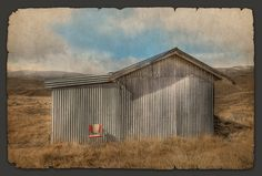 Seat With A View by Nathan Secker - prints Principles Of Art, Down On The Farm, Cruise Ships, Ansel Adams, Spring 2014, Sheds, Kiwi, New Zealand, Art Gallery