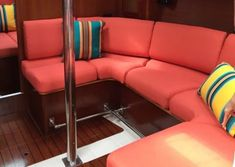 View Our Best Boat Bedding Package Examples & Fabric Choices Boat Bed, Best Boats, Sofa, Couch, Cushions, Pillows, Bed Mattress, Duvet, Bedding