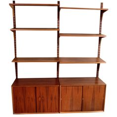 1stdibs - Vintage Cado Wall Storage system by Paul Cadovius explore items from 1,700  global dealers at 1stdibs.com