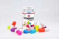 Vitapens 10 Highlighter Capsules | 10Shop.co.uk