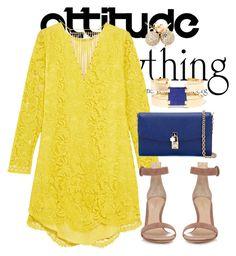"""Attitude"" by debbie-grajeda on Polyvore featuring moda, ADAM, Gianvito Rossi, Dolce&Gabbana, Isabel Marant, Loushelou y Simone I. Smith"
