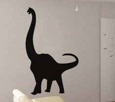 Dinosaur  uBer Decals Wall Decal Vinyl Decor Art by uBerDecals