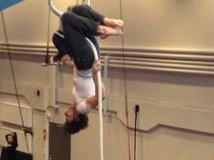 Sirkusopiskelijoiden huimia esityksiä sirkusalan uusien tilojen avajaisissa 9.4.2015 Ballet Skirt, Suits, Fashion, Moda, Tutu, Fashion Styles, Suit, Wedding Suits, Fashion Illustrations