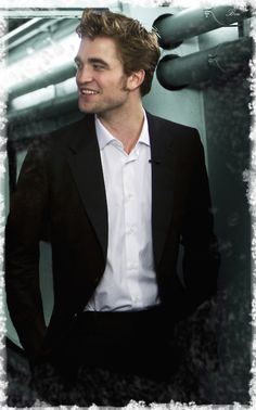 beautiful man #1. Great Rob pic