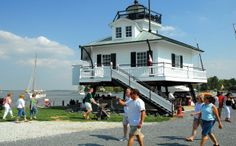 Beautiful town on the Eastern shore of Maryland - a great place to get engaged...or married :)