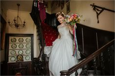 Myres Castle ~ congratulations Beverly and Herve
