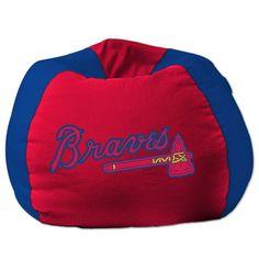 Atlanta Braves Bean Bag Chair