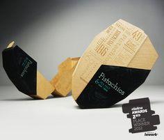 Creative Pistachios Packaging Concept 1