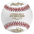 BOSTON RED SOX, 2013 WORLD SERIES BASEBALL, USED IN GAMES THIS YEAR. - 2013, Baseball, BOSTON, Games, series, This, USED, World, year
