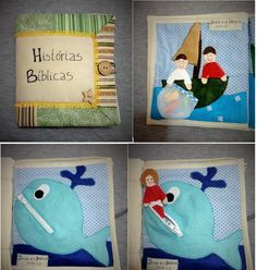 Bible Quiet Book, Busy Book, Wisdom Books, Felt Crafts, Projects For Kids, Sunday School, Activities For Kids, Kids Rugs, Baby